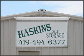 Haskins Self Storage